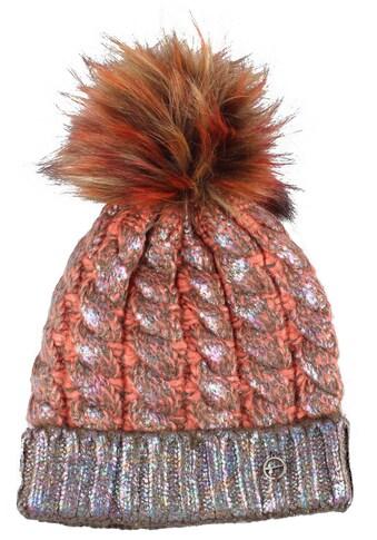 Tamaris Strickmütze, mit metallic Effekt kaufen