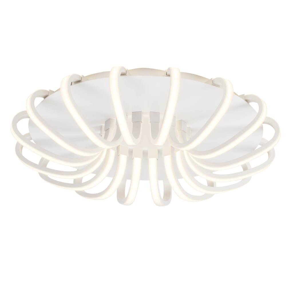 AEG Paton LED Deckenleuchte 64cm weiß