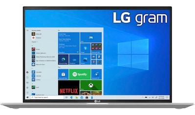 LG Notebook »16Z90P-G.AA76G«, (512 GB SSD) kaufen