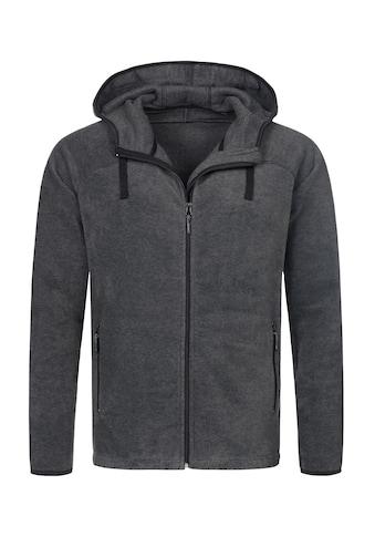 Stedman Fleecejacke »Hooded Fleece Jacket«, mit Kapuze kaufen