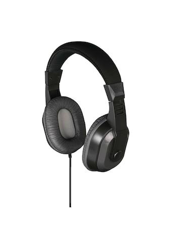 Thomson HED2006BK/AN Kopfhörer, Over - Ear, einseitige Kabelführung »Schwarz« kaufen