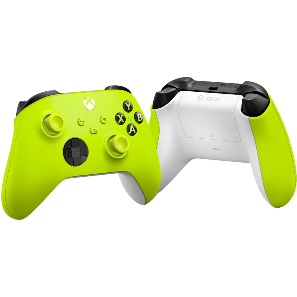 Xbox Wireless-Controller »Electric Volt«