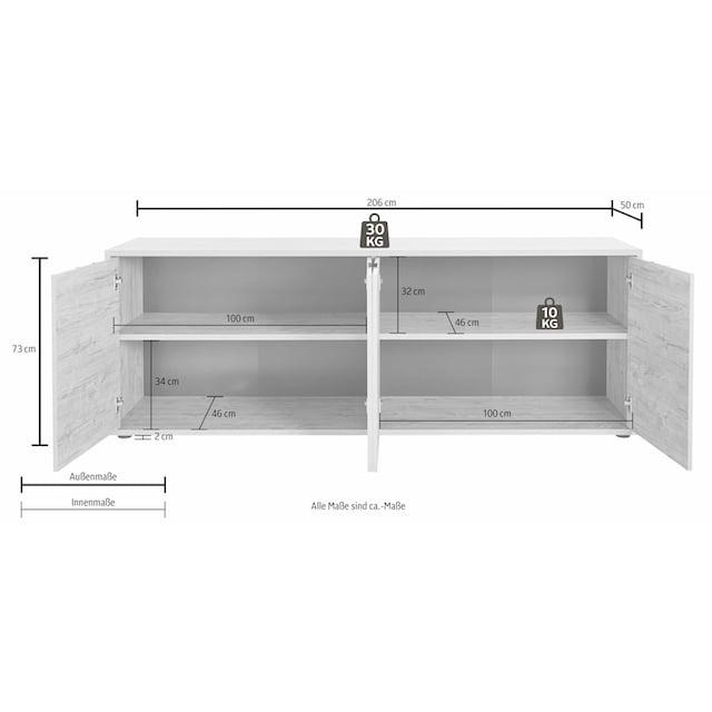LC Sideboard »Palma«