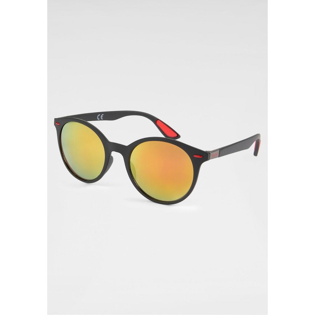 YOUNG SPIRIT LONDON Eyewear Sonnenbrille, mit verspiegelten Gläsern
