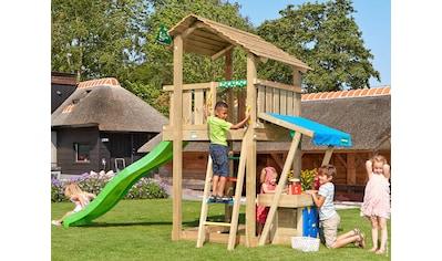 Jungle Gym Spielturm »Jungle Shelter Mini Market«, BxTxH: 176x440x290 cm kaufen
