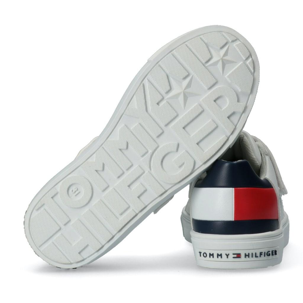 Tommy Hilfiger Sneaker »Kobe«, mit doppeltem Klettverschluss
