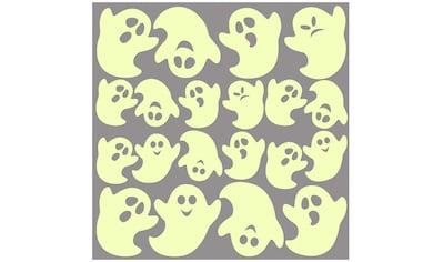 Wall-Art Wandtattoo »Leuchtsticker Geister« kaufen