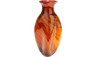 GILDE GLAS art Dekovase »Sienna 1« kaufen