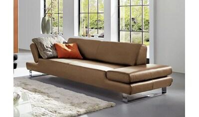 W.SCHILLIG 3-Sitzer »taboo«, mit Normaltiefe, inklusive Armlehnenverstellung kaufen