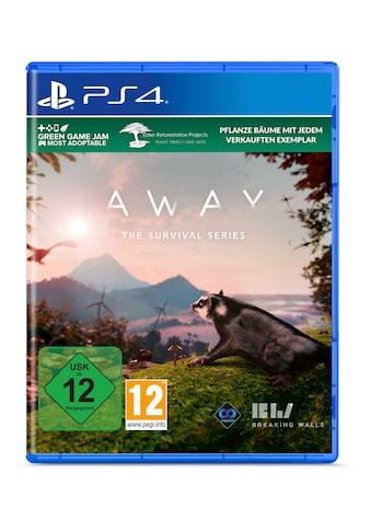 Spiel »Away The Survival Series«, PlayStation 4 kaufen