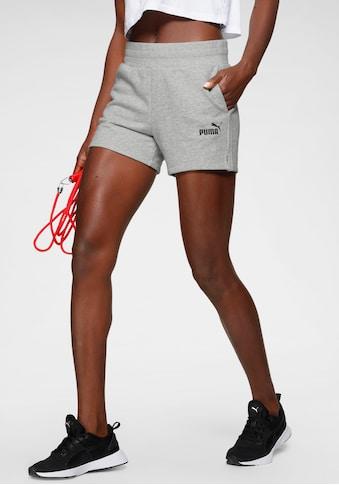 PUMA Shorts »ESSENTIAL SWEAT SHORTS TR« kaufen