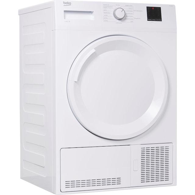 BEKO Kondenstrockner »DCU 8230 N«, 8 kg