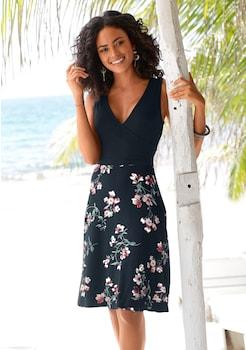 Strandkleider lang   kurz » Beachkleider online kaufen   BAUR adbf429d86