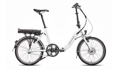 ALLEGRO E - Bike »Compact Plus White«, 3 Gang Shimano Nabenschaltung, Frontmotor 250 W kaufen