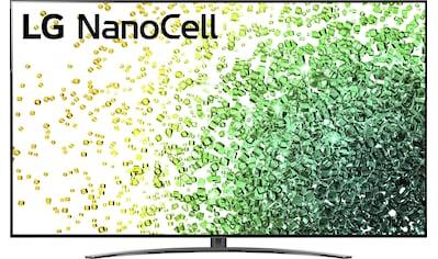 "LG LCD-LED Fernseher »86NANO869PA«, 217 cm/86 "", 4K Ultra HD, Smart-TV, NanoCell kaufen"