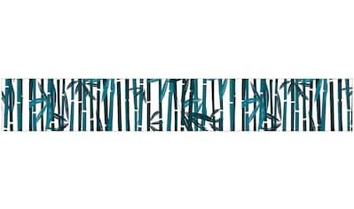 MySpotti Fensterfolie »Look Bamboo«, halbtransparent, glattstatisch haftend, 200 x 30... kaufen