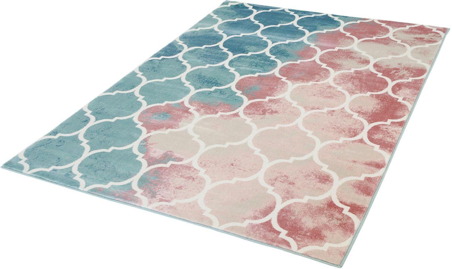 Teppich Inspiration 5796 Carpet City rechteckig Höhe 11 mm maschinell zusammengesetzt