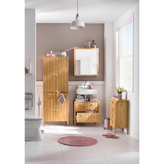 welltime Spiegelschrank »Tina«
