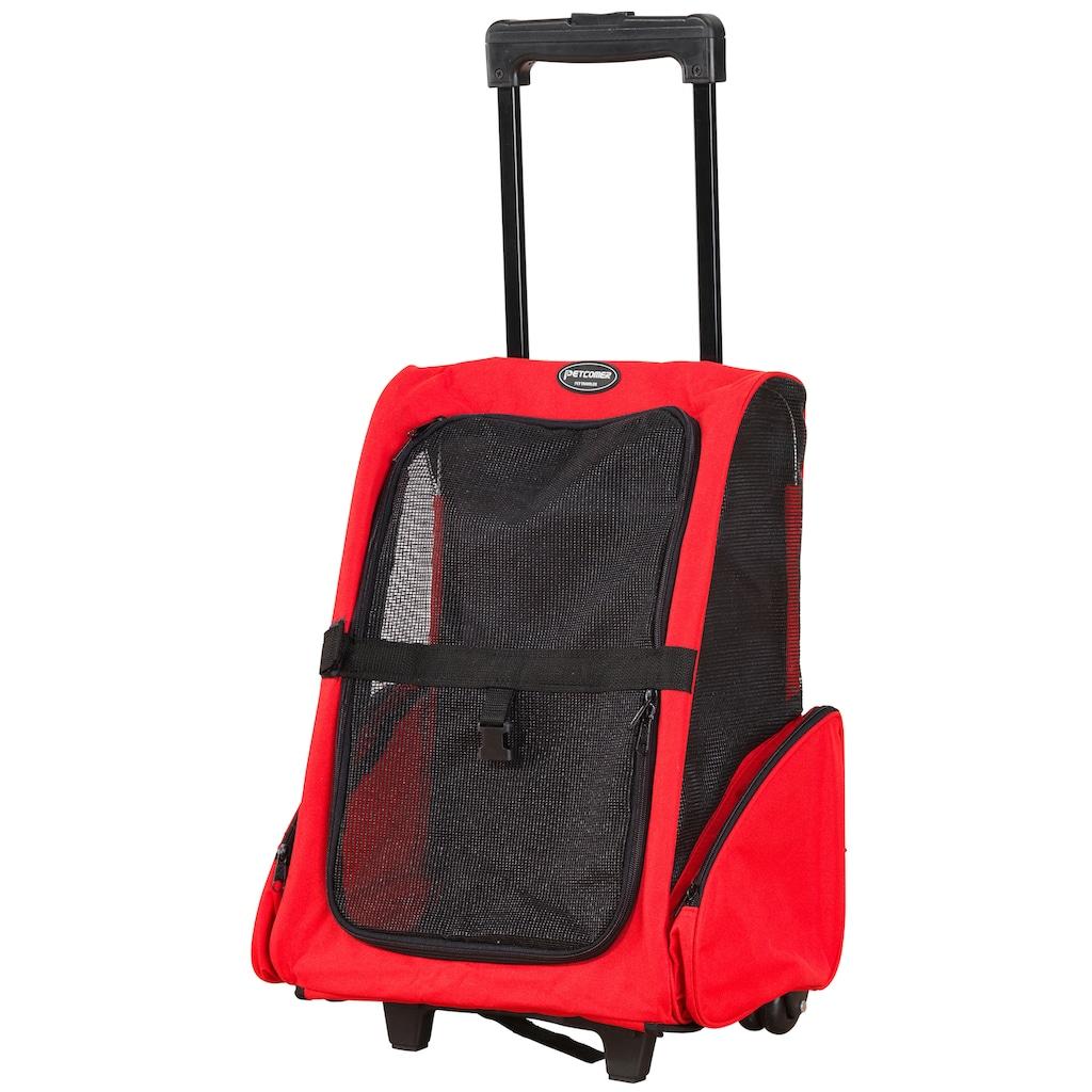 HEIM Tiertransporttasche »Trolley«, BxTxH: 35x27x49 cm