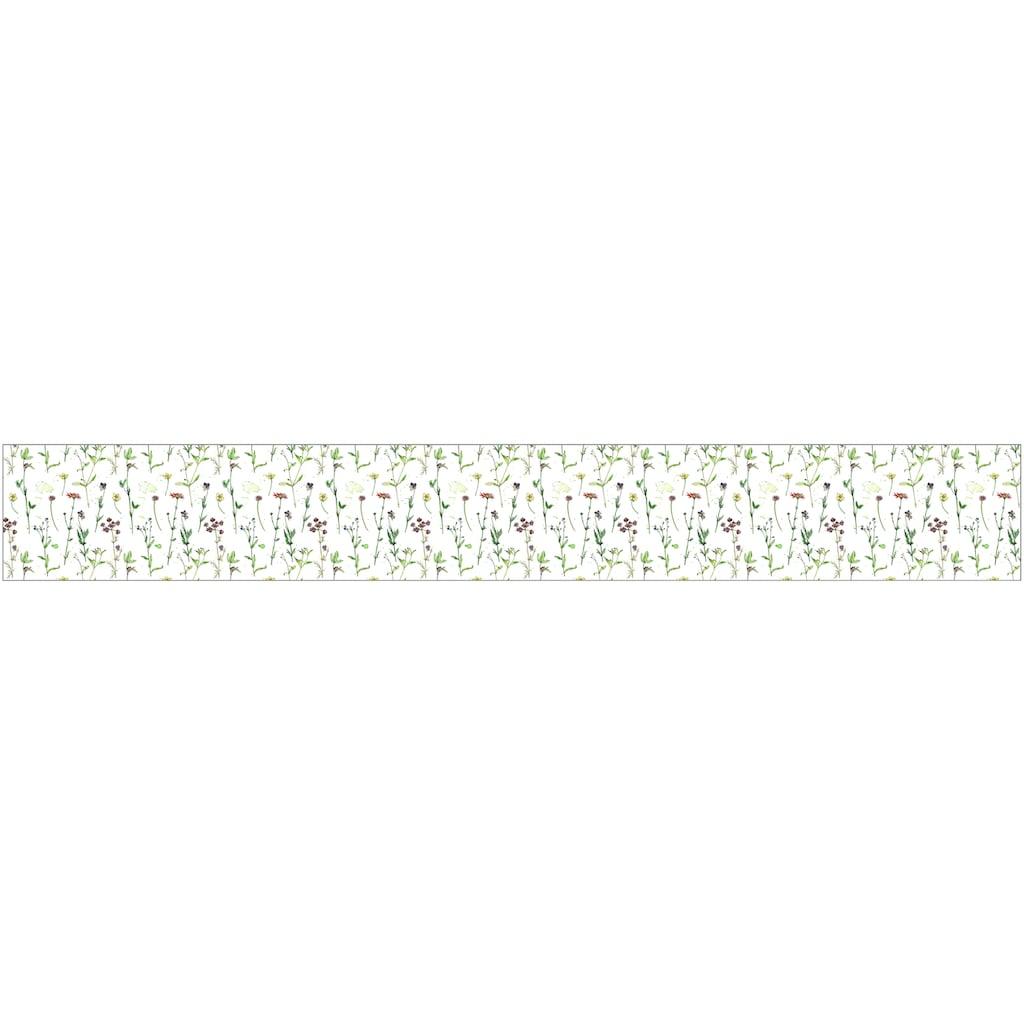 MySpotti Küchenrückwand »fixy Mechthild«, selbstklebende und flexible Küchenrückwand-Folie