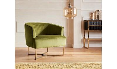Guido Maria Kretschmer Home&Living Sessel »Simbach« kaufen