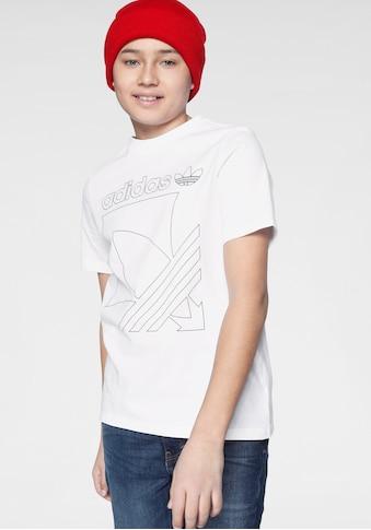 adidas Originals T - Shirt »BADGES« kaufen