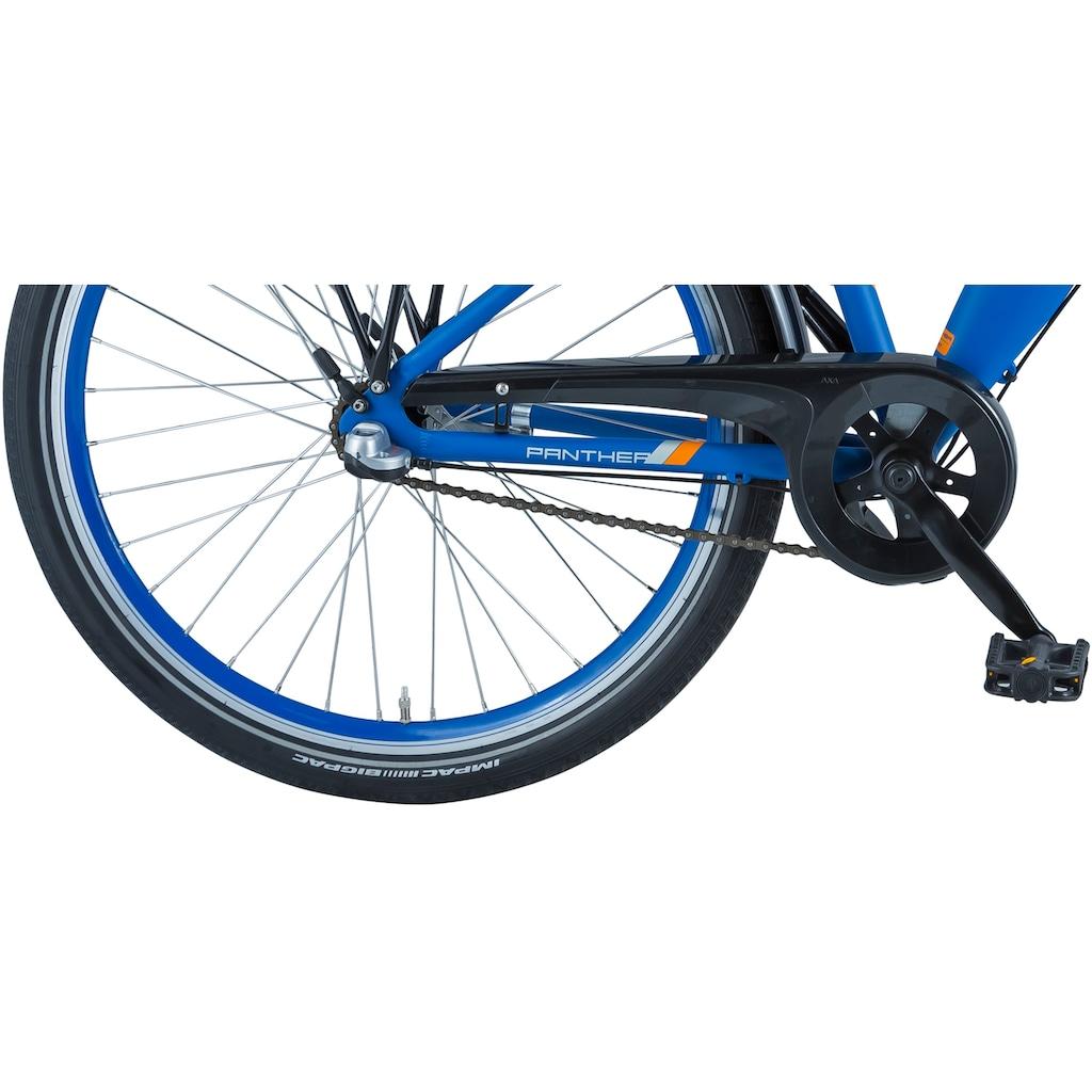 Panther Mountainbike »SAMMY«, 3 Gang, Shimano, NEXUS Schaltwerk, Nabenschaltung