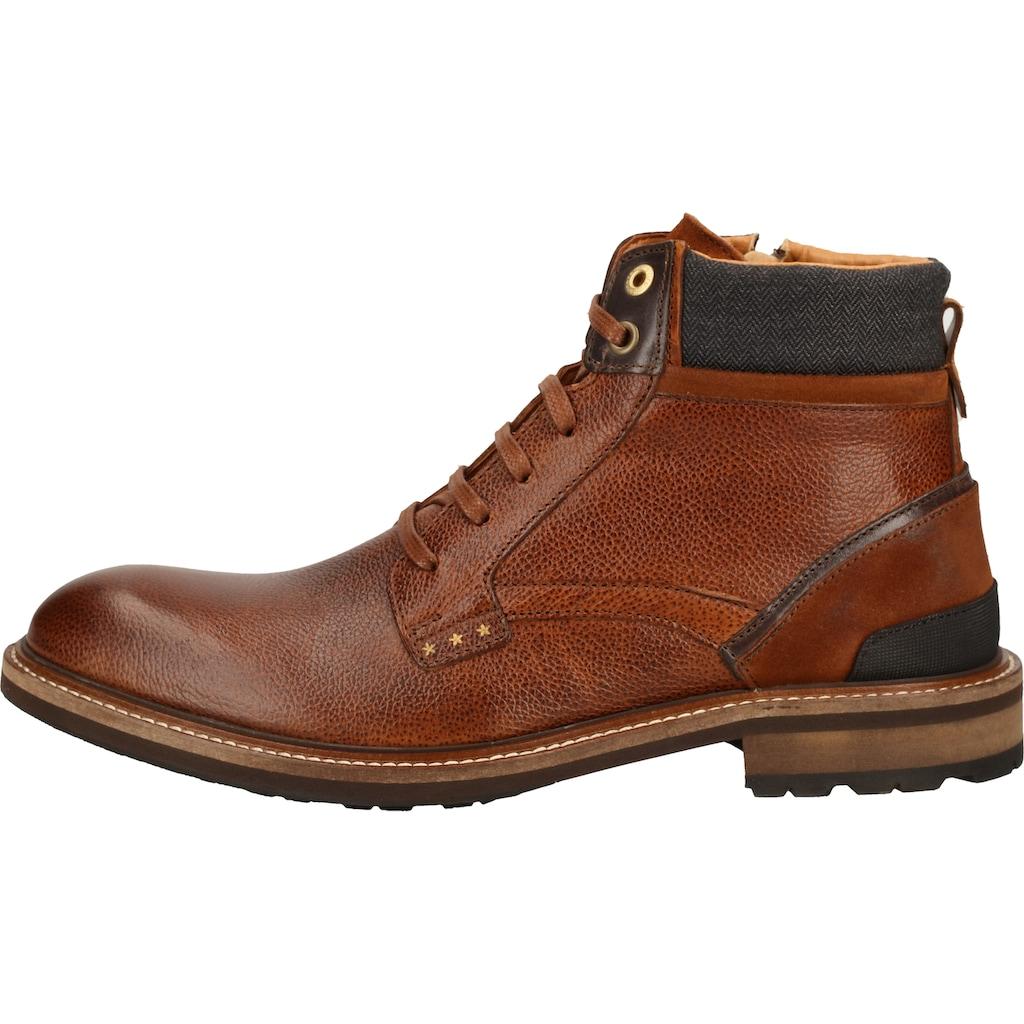 Pantofola d´Oro Schnürstiefelette »Leder«