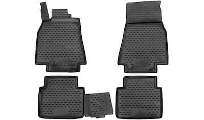 WALSER Passform-Fußmatten »XTR«, Mercedes, B-Klasse, Schrägheck, (4 St., 2... kaufen