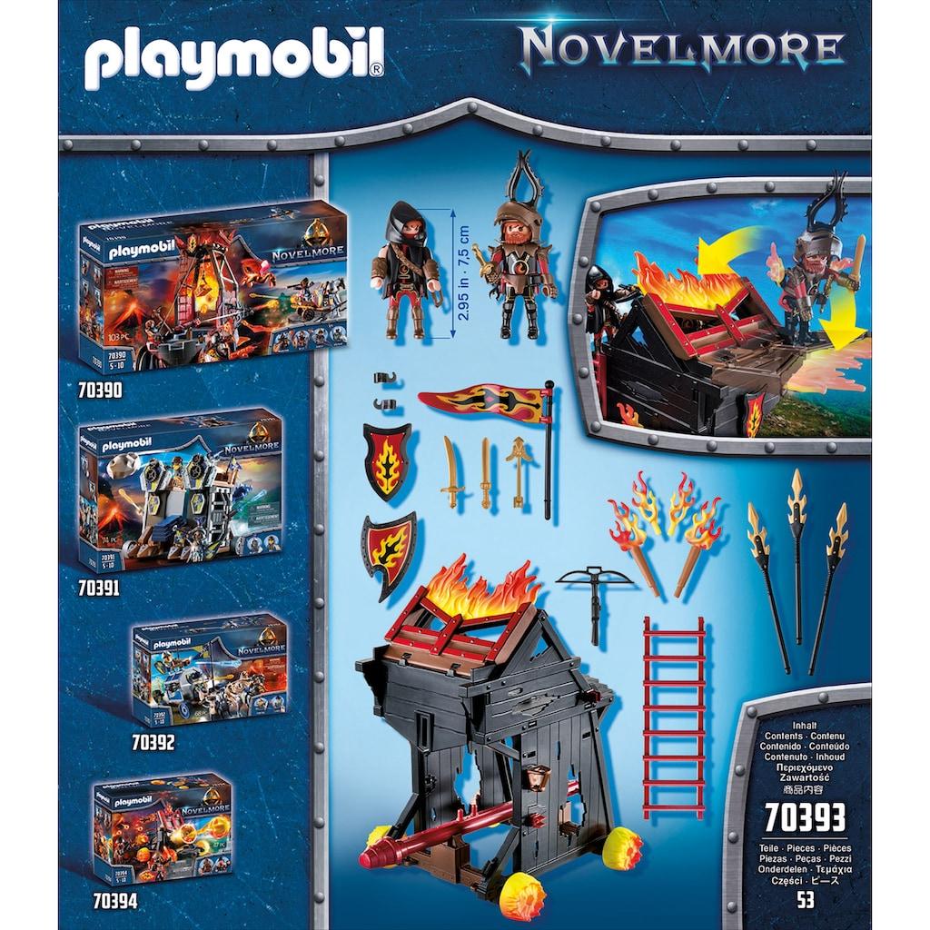 Playmobil® Konstruktions-Spielset »Burnham Raiders Feuerrammbock (70393), Novelmore«, ; Made in Germany