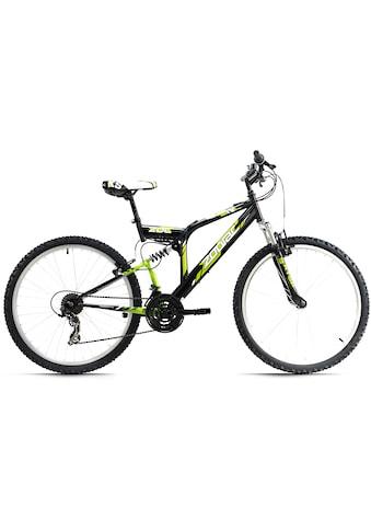KS Cycling Mountainbike »Zodiac«, 21 Gang, Shimano, Tourney Schaltwerk, Kettenschaltung kaufen