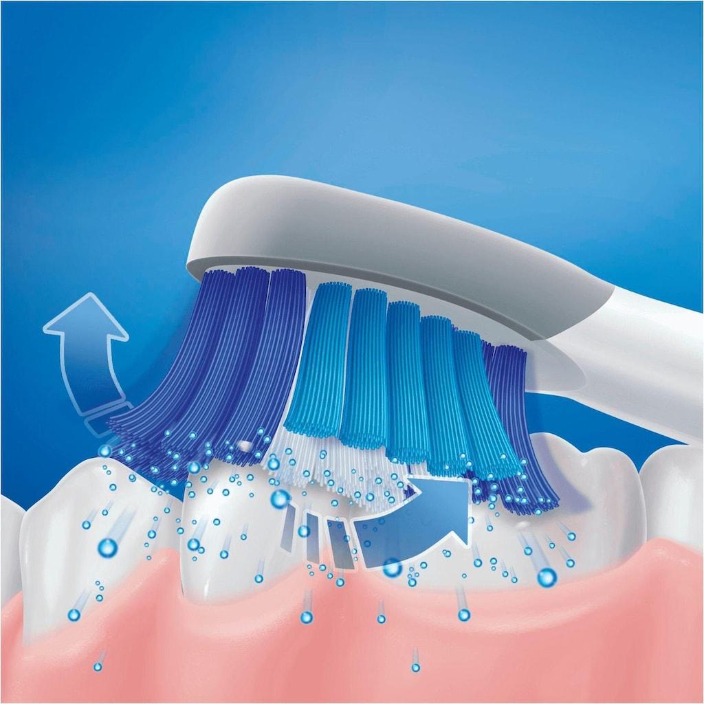 Oral B Elektrische Zahnbürste Pulsonic Slim Luxe 4900