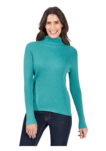 Inspirationen Rollkragenpullover »Pullover« kaufen