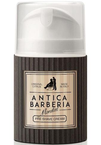 Mondial Antica Barberia Rasiercreme kaufen