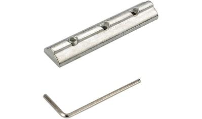 Verbinder Liedeco, passend für Gardinenstangen kaufen