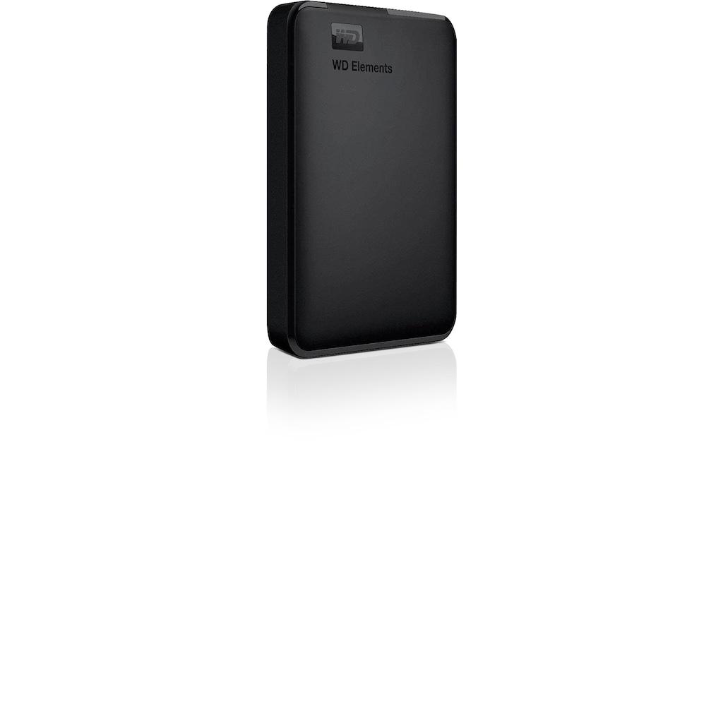 """WD externe HDD-Festplatte »Elements Portable«, 2,5 """""""