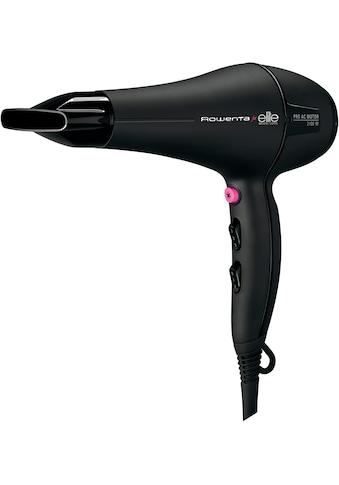 Rowenta Haartrockner CV7812, 2100 Watt, Aufsätze: 1 kaufen