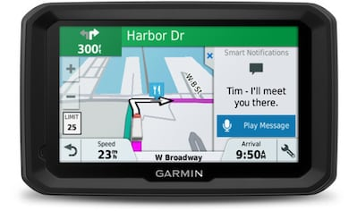 Garmin LKW - Navigationsgerät »dezl 580LMT - D EU TRUCK« kaufen
