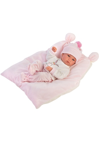 Babypuppe »Llorens, Bimba rosa, 35 cm«, Made in Europe kaufen