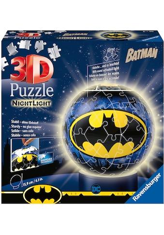 Ravensburger Puzzleball »Nachtlicht Batman«, mit Leuchtmodul inkl. LEDs; Made in... kaufen