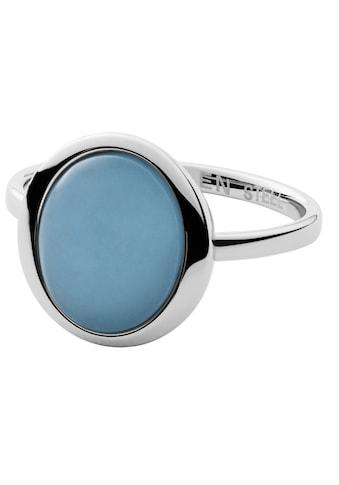 Skagen Fingerring »SEA GLASS, SKJ1464040«, mit Glasstein kaufen