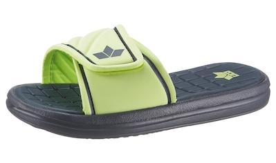 Lico Pantolette »Barracuda V«, mit Klettverschluss kaufen