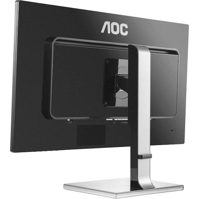 AOC »U3277PWQU« LCD-Monitor (31,5 Zoll, 3840 x 2160 Pixel, 4K Ultra HD, 4 ms Reaktionszeit, 60 Hz)