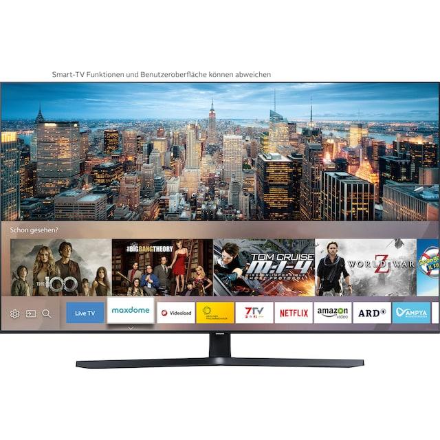 Samsung GU65TU8509 LED-Fernseher (163 cm / (65 Zoll), 4K Ultra HD, Smart-TV
