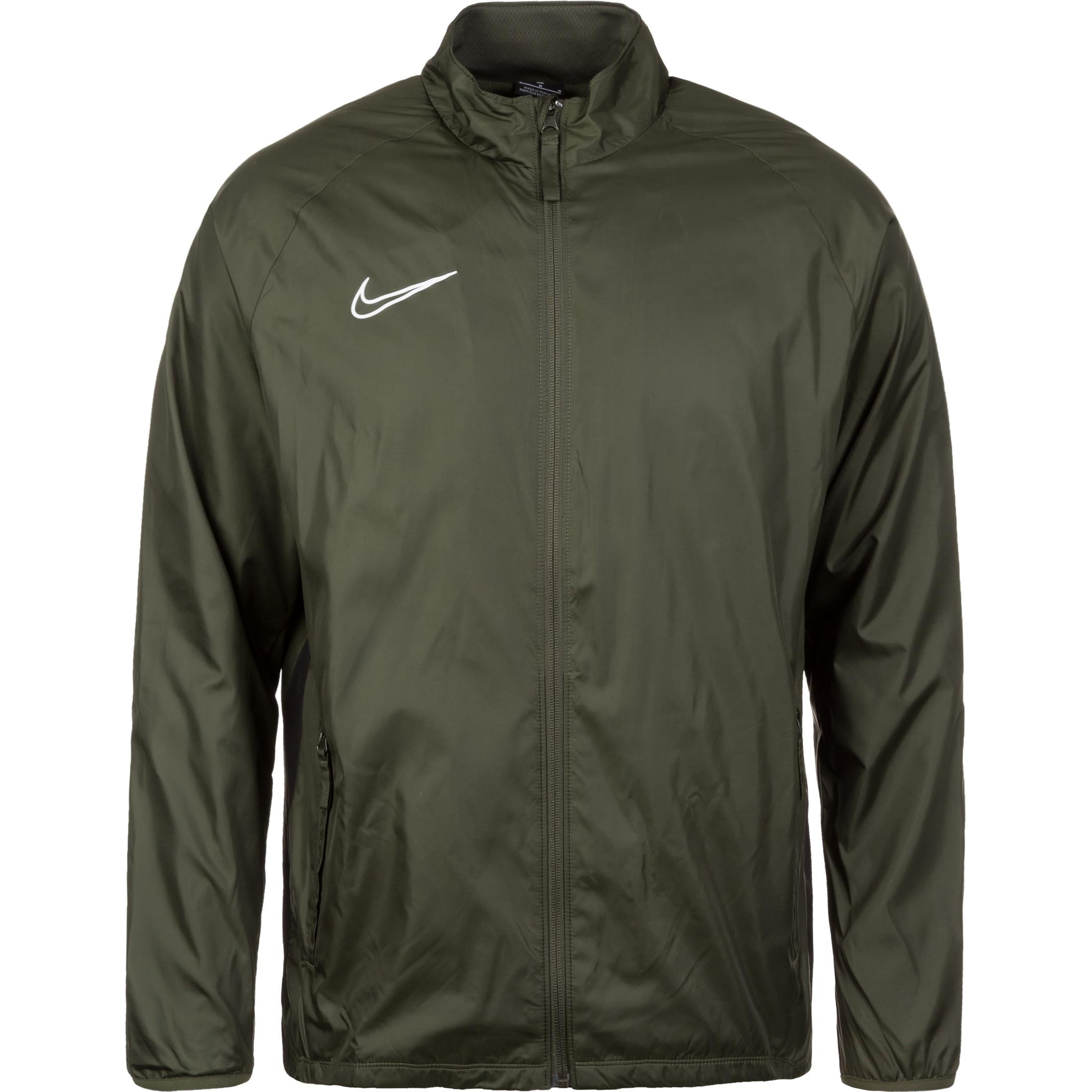 Nike Trainingsjacke Repel Academy grün Herren Übergangsjacken Jacken Mäntel