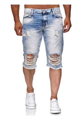 RedBridge Shorts »Montgomery«, im Destroyed-Look kaufen