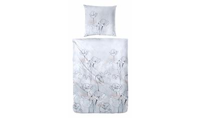 Primera Bettwäsche »Dafne«, mit filigranen Blumen kaufen