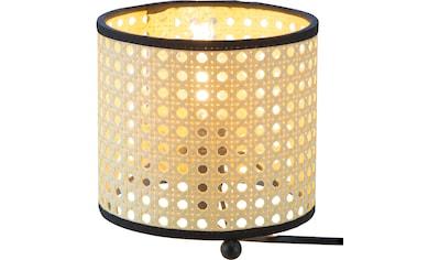 Nino Leuchten Tischleuchte »LU«, E14, 1 St., Tischlampe, Wiener Geflecht kaufen