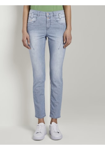 TOM TAILOR Regular-fit-Jeans »Tapered Relaxed Jeans« kaufen