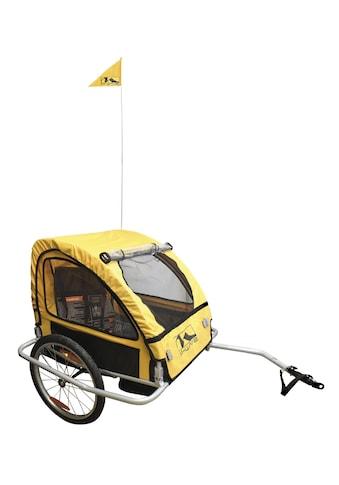M-Wave Fahrradkinderanhänger »Kids Ride Easy« kaufen